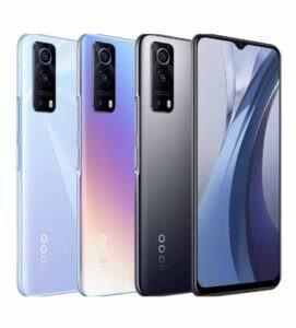 Vivo iQOO Z3 5G how to open the back panel