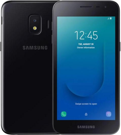 Samsung Galaxy J2 Core 2020 how to insert 2 SIM and SD card simultaneously