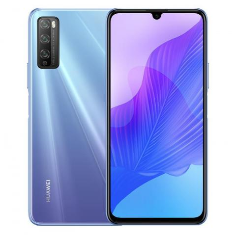 Huawei Enjoy 20 Pro how to insert/remove a SIM or micro SD card