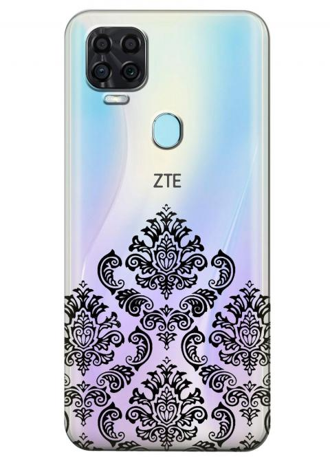 ZTE Blade V2020 how to open the back cover