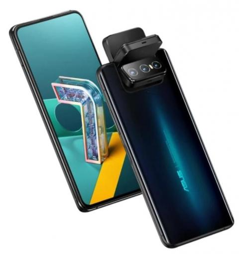How to take a screenshot on the Asus ZenFone 7 phone all metods