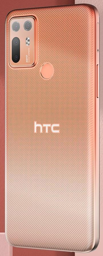 HTC Desire 20+ how to open the back panel