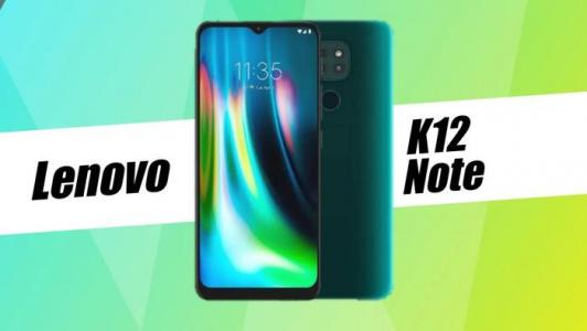 Hidden hack for Lenovo K12 Note