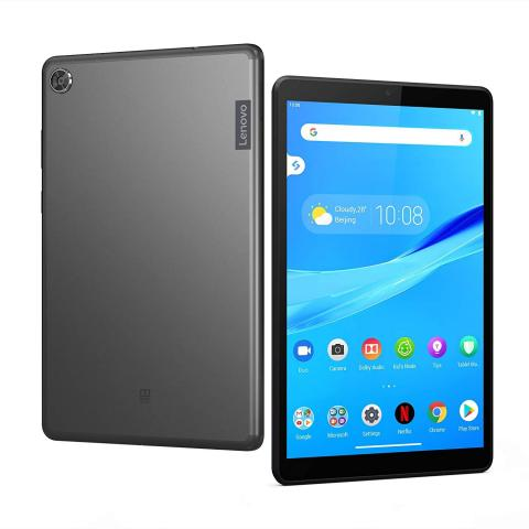 Lenovo Tab M8 HD for Business how to insert/remove a SIM and micro SD card