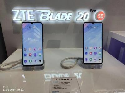 Phone call tips for ZTE Blade 20 5G
