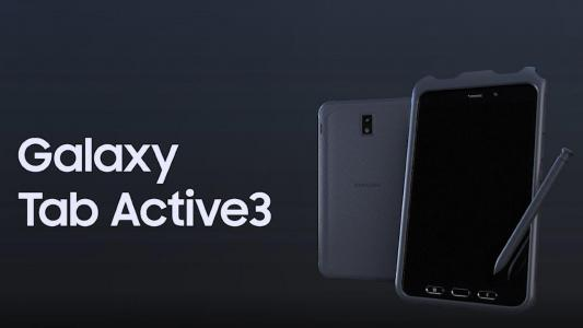 Customization secres for Samsung Galaxy Tab Active3 LTE