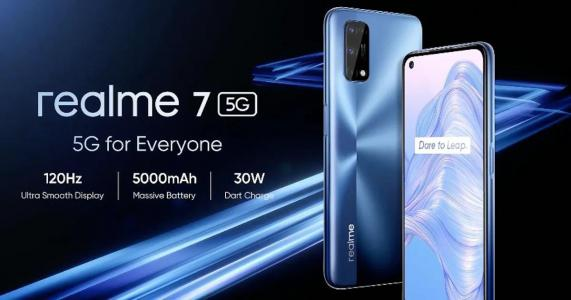 Customization secres for Realme 7 5G