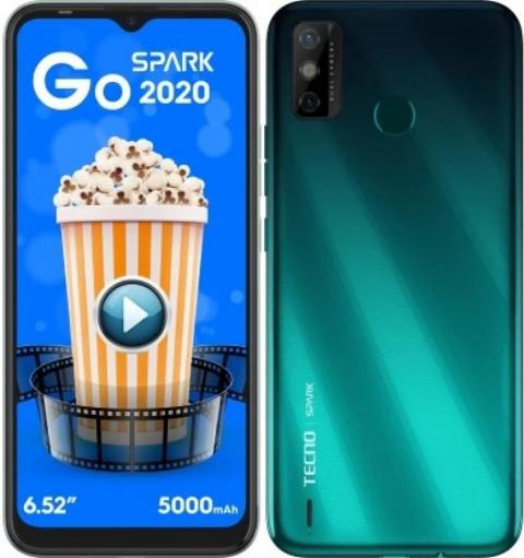 Tecno Spark Go 2020 vs Gionee P12 specs review