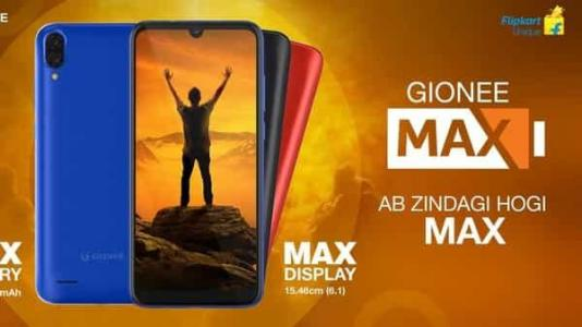 Common trics for Gionee Max