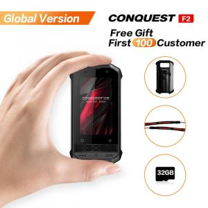Phone call tips for Conquest F2