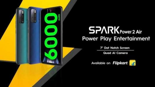 Common trics for Tecno Spark Power 2 Air