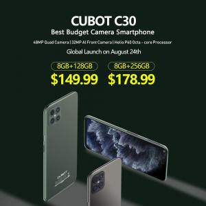 Phone call tips for Cubot C30