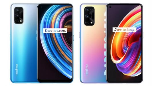 Customization secres for Realme X7 5G IN