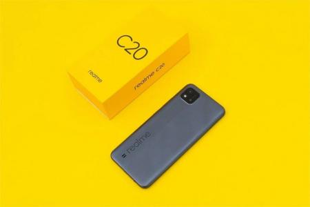 Customization secres for Realme C20