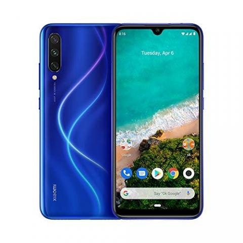 Xiaomi Mi A3 how to open the back panel
