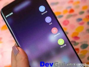 How to take a screenshot on the Samsung Galaxy M31 Prime Edition phone